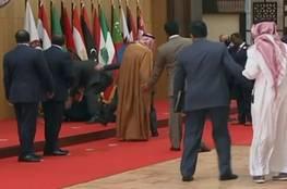كيف علّقت هيفاء وهبي على سقوط الرئيس اللبناني!!