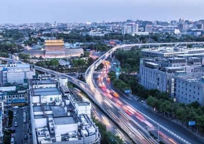 الصين تبني منطقة اختبار عملاقة للسيارات ذاتية القيادة