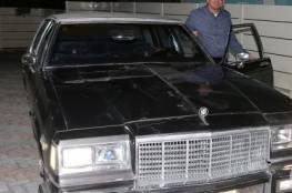 كيف وصلت سيارة ياسر عرفات الى عكا؟