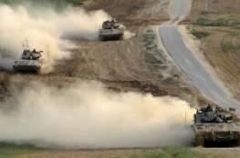 توغل إسرائيلي محدود شرق البريج