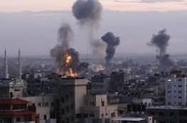 شهيد بغزة ووفد أمني مصري يصل خلال 24 ساعة