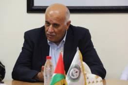الرجوب: حماس اتفقت مع نتنياهو على هدنة لإقامة ممر مائي ومطار خارج غزة
