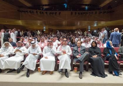 صور.. افتتاح أول سينما بالسعودية منذ 35 عاما