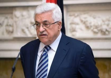 عباس : اجراءات اسرائيل الاستفزازية هدفها عرقلة الجهود الامريكية الساعية للسلام