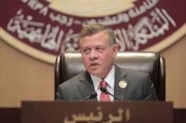 """العاهل الأردني لحكومة الرزاز: """"بكفي خلص بدنا نمشي للأمام"""""""