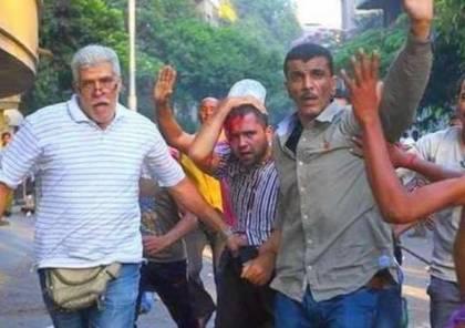 الحكم على فنان مصري كبير بالمؤبد بسبب أحداث مجلس الوزراء