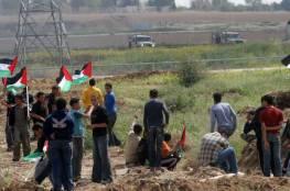 اصابة شاب بجراح خطيرة برصاص الاحتلال شمال قطاع غزة
