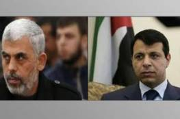 حماس بين ابو مازن ودحلان : المعادلة الصعبة! ...د.غازي حمد