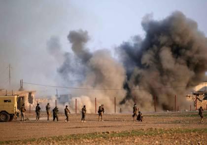 دمشق : داعش يتراجع إلى أطراف البوكمال بعد معارك عنيفة