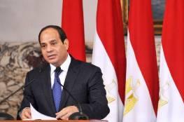 الرئيس السيسي يعلن حالة الطوارئ في أنحاء مصر لمدة 3 اشهر