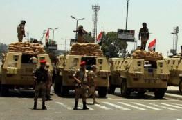 القوات المسلحة المصرية: مقتل 4 عناصر تكفيرية واستهداف 11 وكرا ارهابيا ومركز اعلامي
