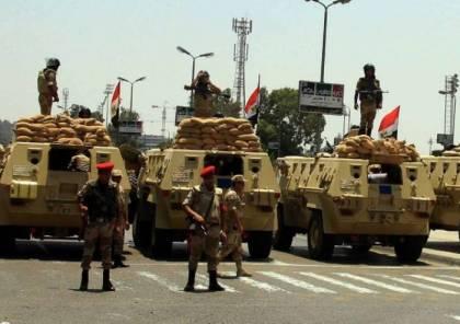 مقتل 6 مسلحين في تبادل لإطلاق النار مع قوات الأمن المصرية