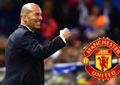 تشكيلة مانشستر يونايتد المتوقعة في حال قدوم زيدان