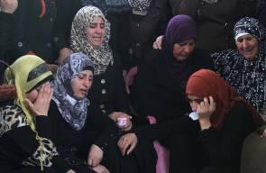 تشيع جثماني شهيدين بالضفة الغربية