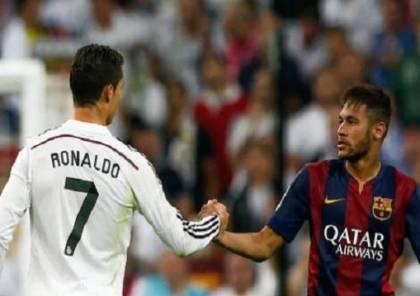 جوتي: أريد رؤية نيمار بجانب رونالدو في ريال مدريد