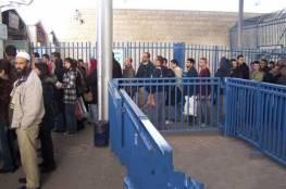 الاحتلال يكشف عن خطته تخفيف الضغط على حاجز قلنديا