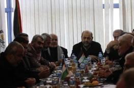 الفصائل الفلسطينية المتحاورة تعود الى غزة بعد تعليق المباحثات