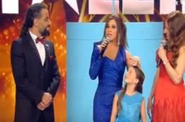 """فيديو.. طفلة أردنية تفوزر  بلقب """"عرب جوت تالنت"""""""