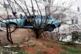 """تضحية """"أم أردنية"""": دهست نفسها بسيارتها لإنقاذ ولديها"""