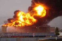 اسرائيل عاجزة عن إخماد الحريق في مصفاة النفط بحيفا ورئيس البلدية: ما نُشاهده اليوم قنبلة موقوتة