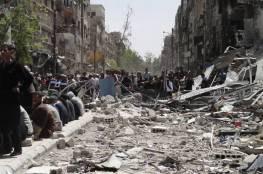 الجيش السوري يواصل عمليته في مخيم اليرموك