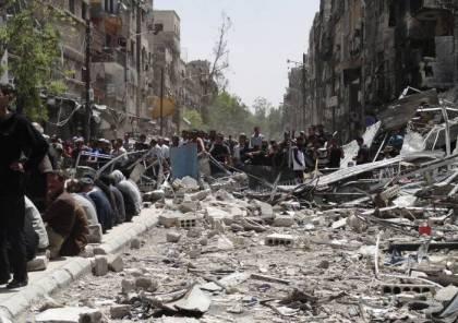 دمشق : عودة قريبة للاجئي مخيم اليرموك في سوريا