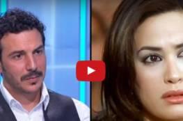 فيديو:  سبب انفصال الفنان السوري باسل خياط و الفنانة هند صبري !!