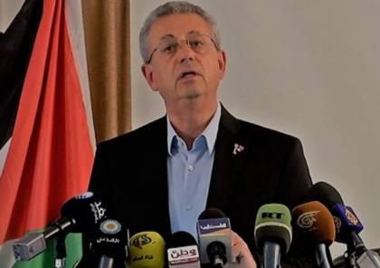 البرغوثي:  نضالنا واحد ومستقبلنا واحد ويوجه رسالة لأهلنا في قطاع غزة