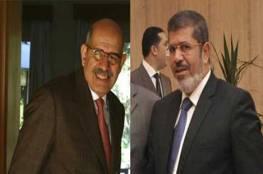 البرادعي يكشف لاول مرة : ليلة القبض على مرسي