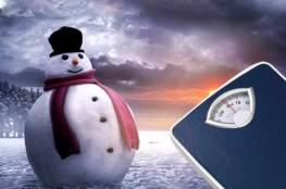 لماذا يزداد وزننا في الشتاء؟
