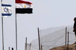 موقع عبري يزعم: تحرك مصري سيعود بالفائدة على إسرائيل ..فما علاقة غزة ؟