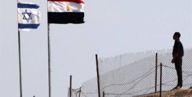 مصر واسرائيل - ارشيف
