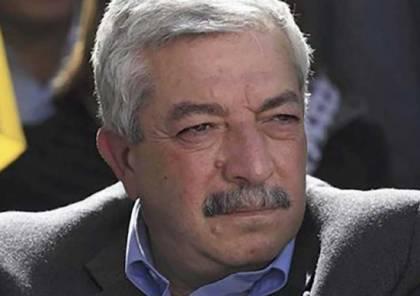 العالول: القيادة علقت اتصالاتها بالكامل مع واشنطن على خلفية إغلاق مكتب منظمة التحرير