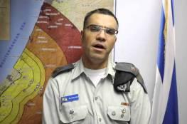 ادرعي ينشر خريطة للغارات التي شنتتها طائرات الاحتلال على غزة فجراً