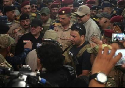 """رسمياً.. العبادي يعلن النصر على """"داعش"""" في الموصل"""
