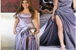 32550 جنيه استرليني سعر النسخة الأصلية من فستان دنيا