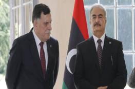 تسريب أبرز بنود اتفاق وقف إطلاق النار بين طرفي النزاع الليبي حفتر والسراج