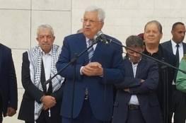 الرئيس: هناك مؤامرة من حماس لتعطيل قيام الدولة الفلسطينية وسنفشلها