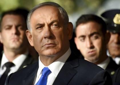 """اذا لم تتوقف الصواريخ من غزة.. نتنياهو يتوعد بالرد بـ """"قوة كبيرة"""""""