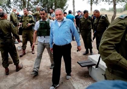 ليبرمان : حركة حماس دوما تشد الحبل و لكنه سينقطع في الختام