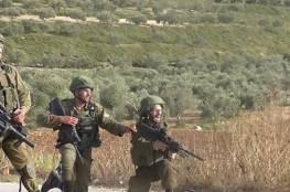 فيديو يظهر فرحة جنود الاحتلال بقنص متظاهر فلسطيني