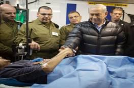 إسرائيل توقف علاج الجرحى السوريين