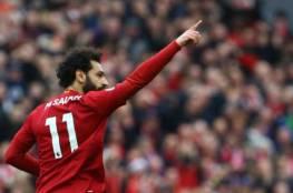 كم هدف سجل وصنع محمد صلاح في مسيرته الاحترافية؟