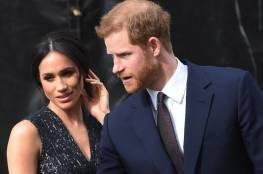 """القصر الملكي البريطاني يعلن أن ميغان ماركل """"حامل"""""""