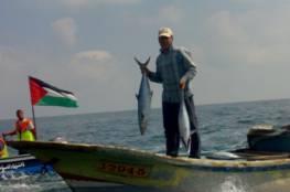 """نقابة الصيادين: بحرية الاحتلال الإسرائيلي تمارس التضيق والإجرام بحقنا في بحر غزة"""""""
