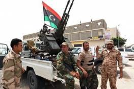 """""""الجيش الوطني الليبي"""" يعلن أنه يحتفظ بجثث 4 عسكريين أتراك جنوب العاصمة طرابلس.."""