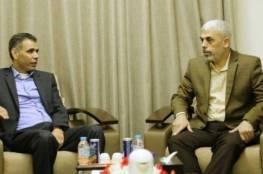 السنوار للوفد الامني المصري: لن نسمح للاحتلال بتكرار الاعتداء على غزة