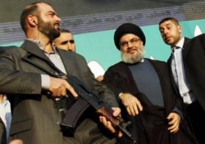 """نصرالله ينتقد """"الإدارة السورية"""" في لبنان"""