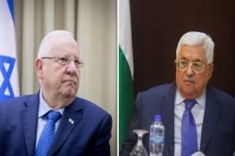 الرئيس عباس يعزّي نظيره الإسرائيلي بضحايا انهيار منصة الجرمق