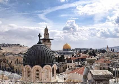 القدس : مخطط سياحي يشمل آلاف الوحدات الاستيطانية